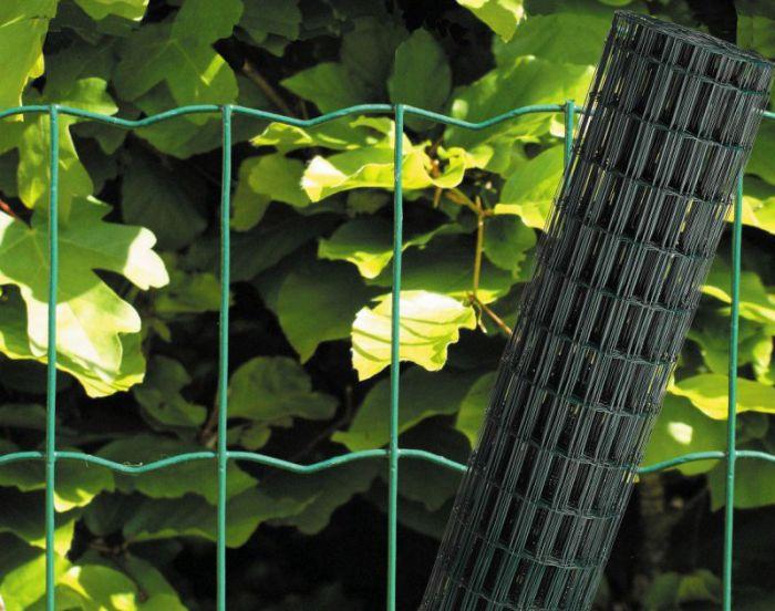 Puutarhaverkko Vihreä 150 cm x 25 m