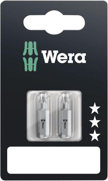 Ruuvikärkisarja Wera Classic Torx 20 x 25 mm