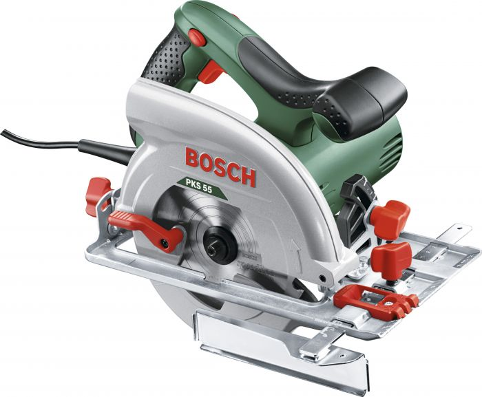 Pyörösaha Bosch PKS 55