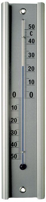 Ulkolämpömittari alumiini 28 cm