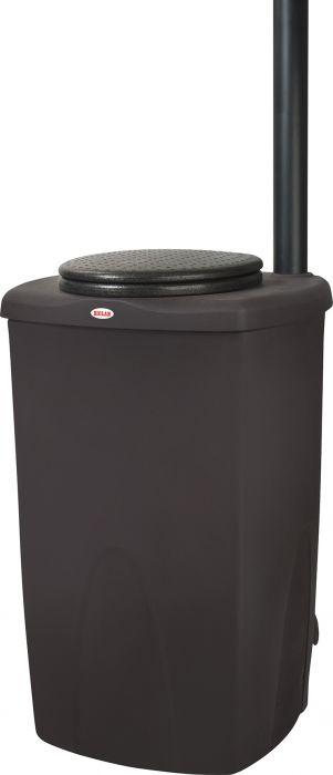 Kompostikäymälä Biolan Eco 200 l tummanruskea