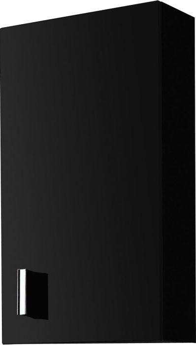 Seinäkaappi Ordonez Bristol 35 x 70 musta