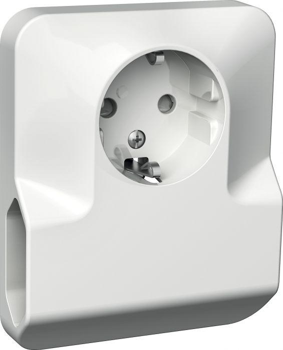 Kombipistorasia Schneider Exxact 1 + 2 -osainen Valkoinen