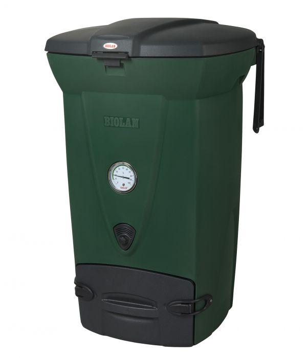 Pikakompostori Biolan ECO220 Vihreä
