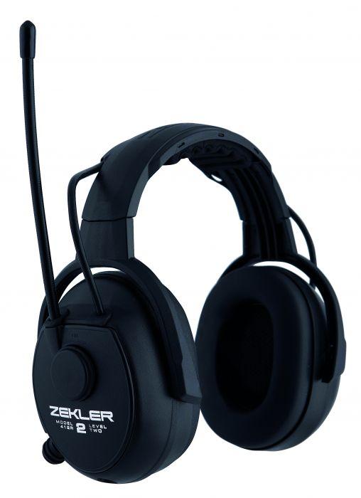 Radiokuulosuojain Zekler 412R