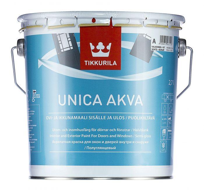 Ovi- ja Ikkunamaali Unica Akva