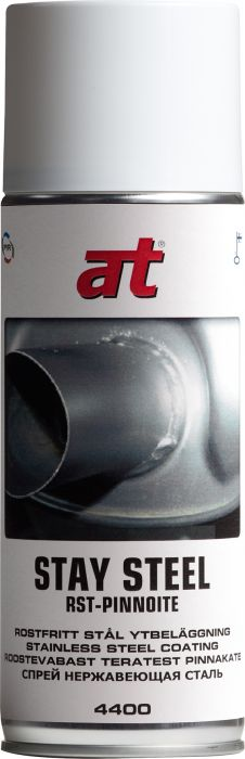 RST-pinnoite AT Stay Steel (4400) 400 ml