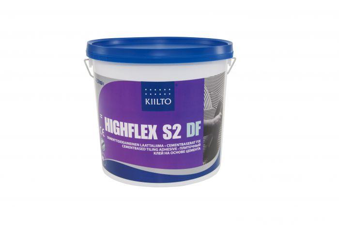 Laattaliima Kiilto Highflex S2 DF 2,5 kg