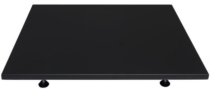 Kiuasalusta Misa Musta 55 x 62 cm