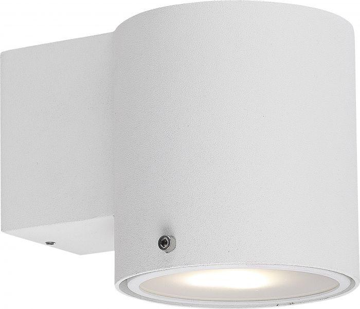 Kylpyhuonevalaisin Nordlux S5 Valkoinen IP44
