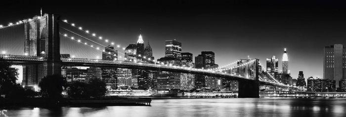 Sisustustaulu Reinders New York Brooklyn Bridge