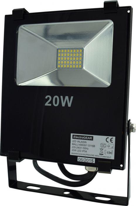 Valonheitin LED Electro Gear 20 W