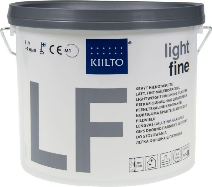 Hienotasoite Kiilto LF 3 l