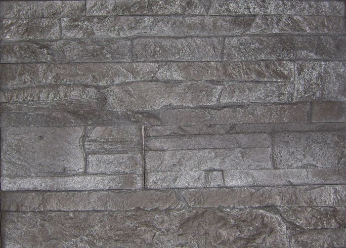 Verhoilukivi Stone Design Odyssee Antrasiitti/kromi