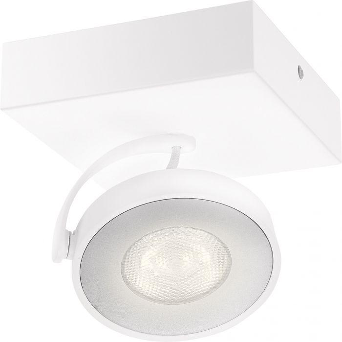 Spottivalaisin Philips Clockwork 2 x 4 W LED Valkoinen