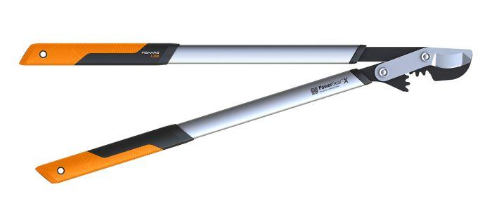 Raivaussakset Fiskars PowerGearX ohileikkaava L
