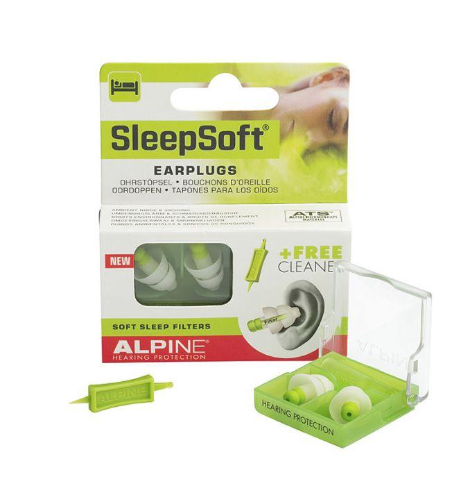 Korvatulpat Alpine SleepSoft