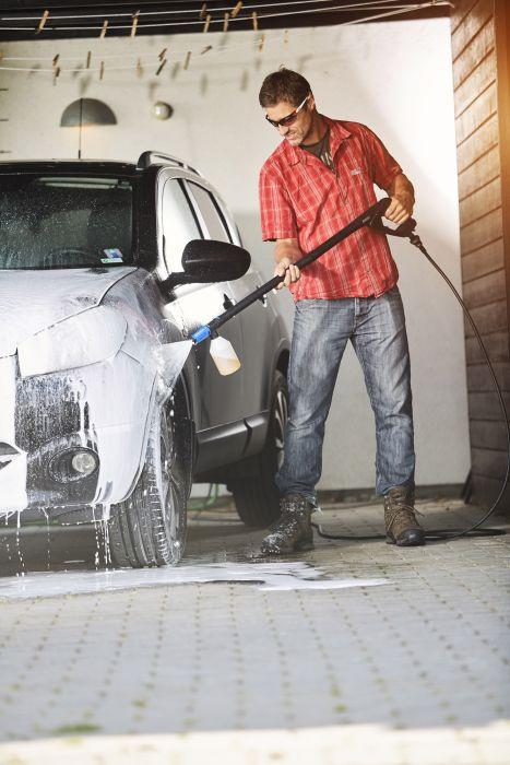 Autonpesuaine vahalla Nilfisk Car Combi Cleaner 2,5 l