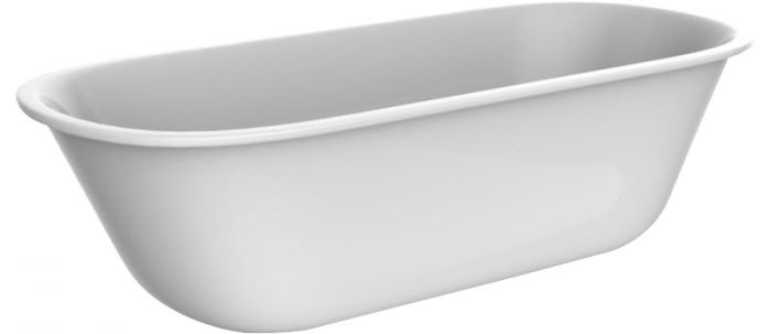 Kylpyamme Camargue Ransvik 160 Classic Valkoinen