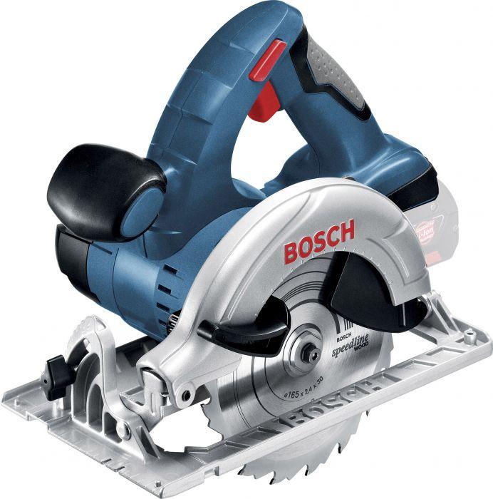 Akkupyörösaha Bosch GKS 18 V-LI Solo