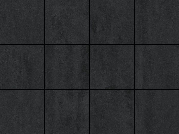 Lattialaatta TH Minimal 10 x 10 cm Musta