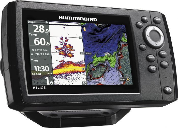 Kaikuluotain Humminbird Helix5 Chirp GPS G2