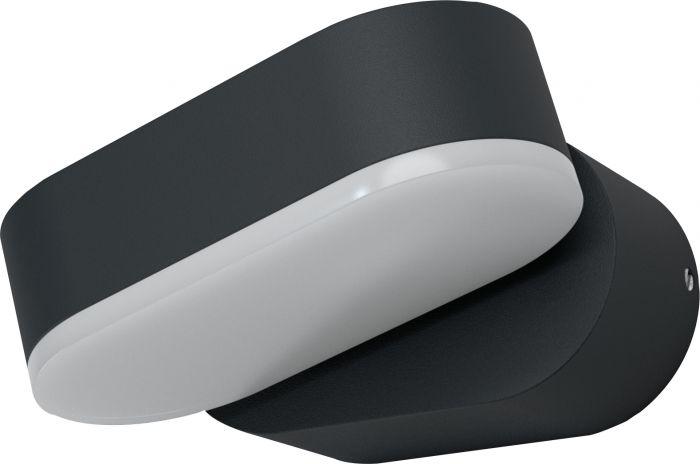 Ulkoseinävalaisin Osram Mini 1-os Valkoinen Antrasiitti