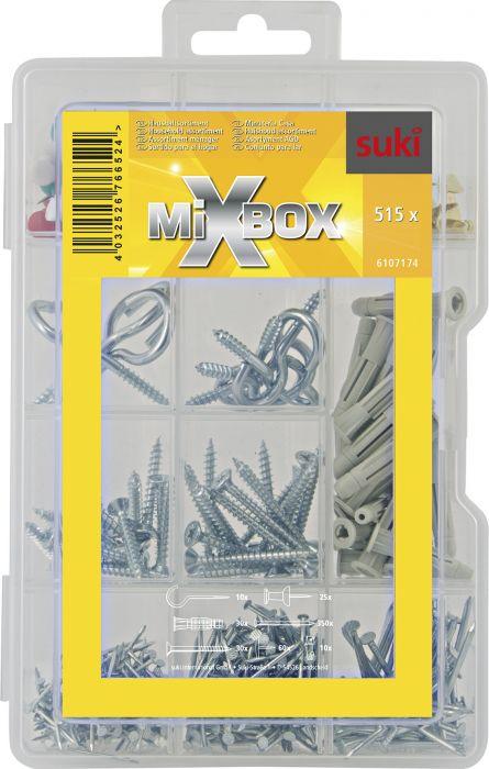 Lajitelmalaatikko Suki MixBox 515 kpl/pkt