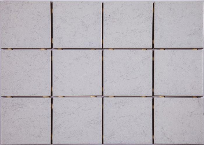 Lattialaatta Arctic 10 x 10 cm Valkoinen