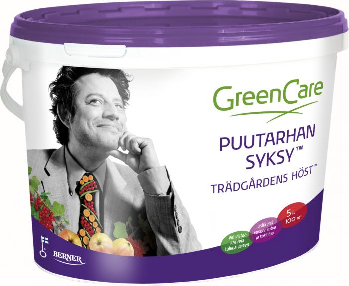 Puutarhan Syksy Greencare 5 l