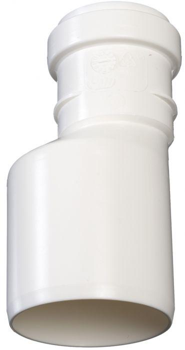Supistusyhde Uponor HTP 50-40 Valkoinen
