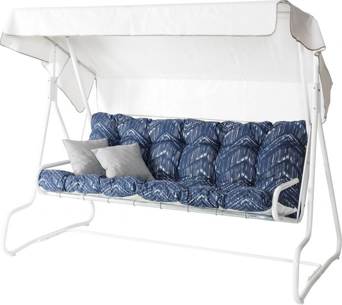 Puutarhakeinu Varax De Luxe sininen