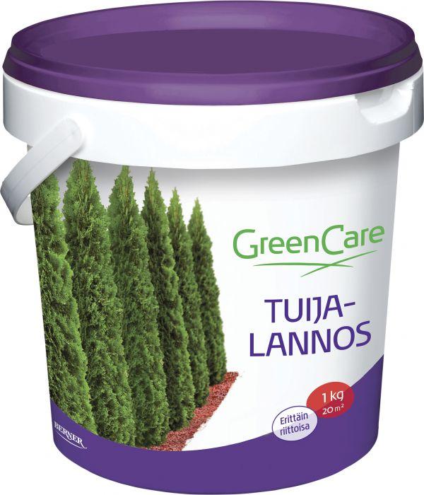 Tuijalannos Greencare 1 kg
