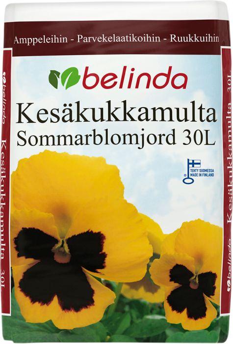 Kesäkukkamulta Belinda 30 l