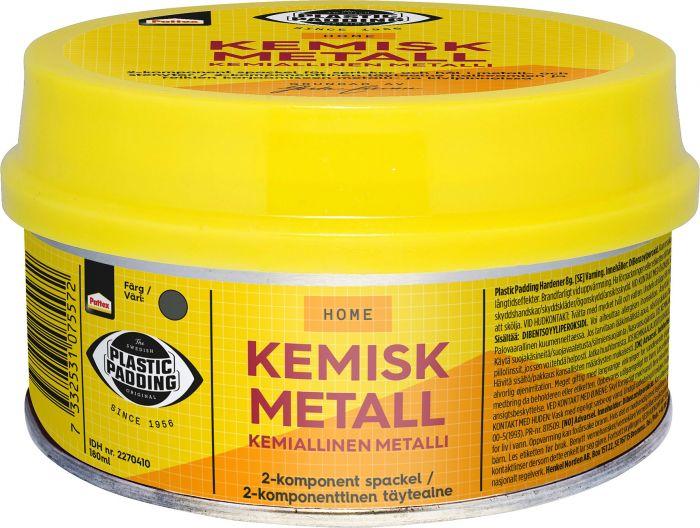 Kemiallinen metalli Plastic Padding 180 ml