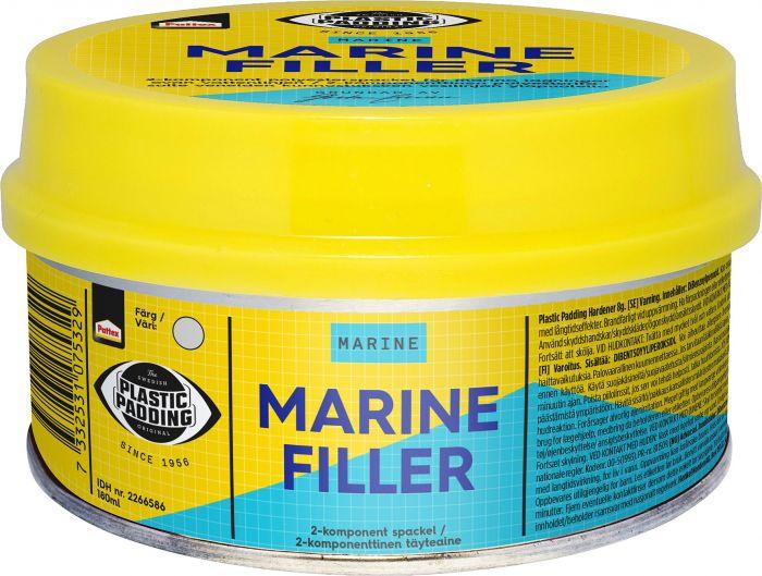 Täyteaine Plastic Padding Marine Filler 180 ml