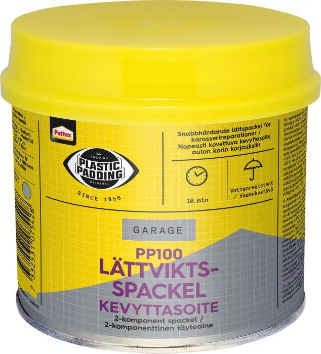 Kevyttasoite Plastic Padding PP100 460 ml