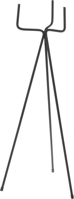 Ulkotulijalka 62 cm musta