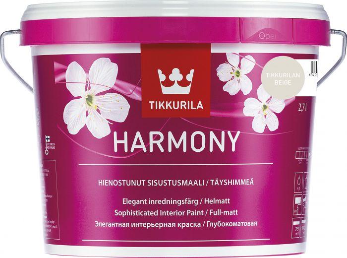 Sisäseinämaali Tikkurila Harmony Beige 2,7 l
