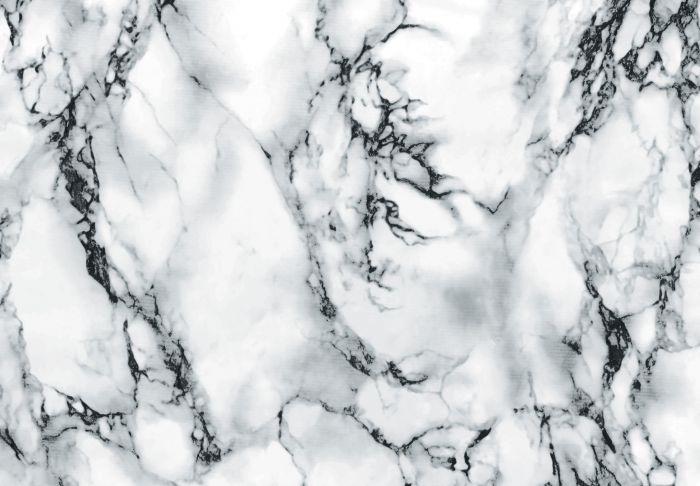 Kontaktimuovi D-C-Fix Valkoinen Marmori 90 x 210 cm
