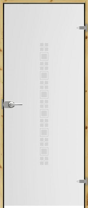 Lasiovi Jeld-wen Spa SquareW + 8 x 21 Lukollinen