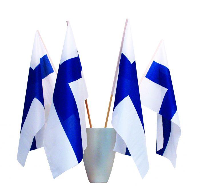 Lippu Suomi Flagmore 74 x 120 cm