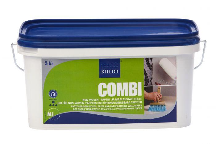 Seinäliima Kiilto Combi 5 L