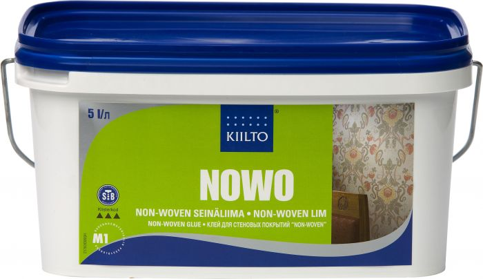 Seinäliima Kiilto Nowo 5 L