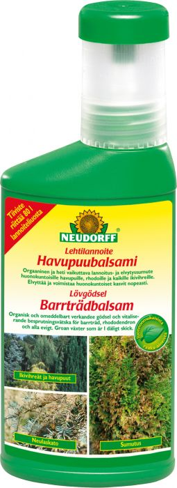Havupuubalsami Neudorff 250 ml