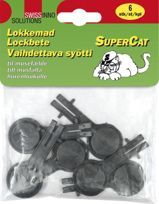 Syötti SuperCat-hiirenloukkuun