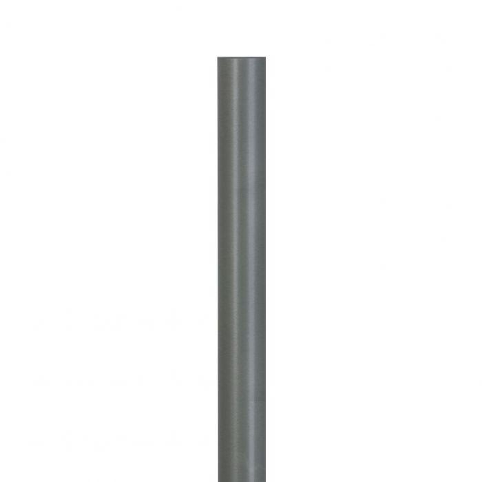 Valaisinpylväs Euli 150 cm Grafitinharmaa