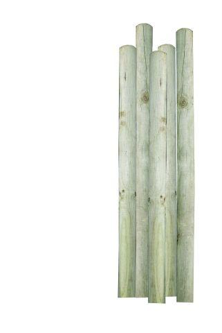 Puupaalu painekyllästetty 5 x 125 cm