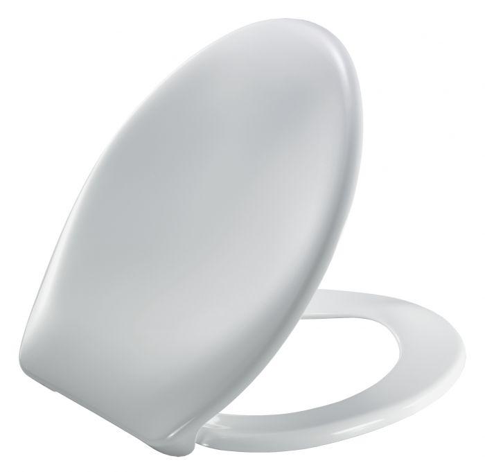 WC-istuinkansi Saniscan Basis Valkoinen Soft Close