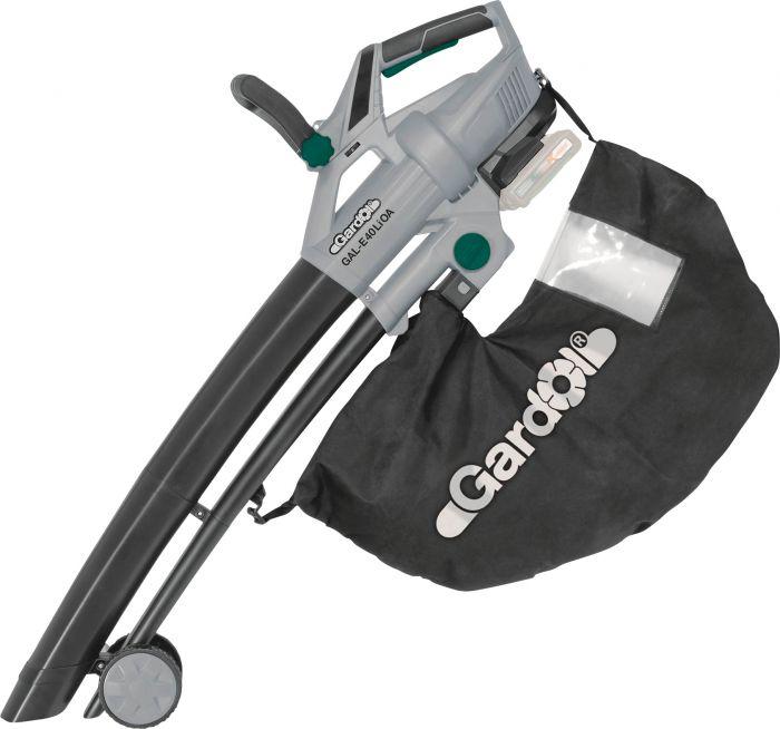 Lehtipuhallin Gardol Power X-Change GAL-E 40